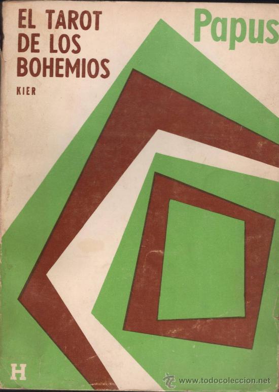 Libro: El tarot de los bohemios