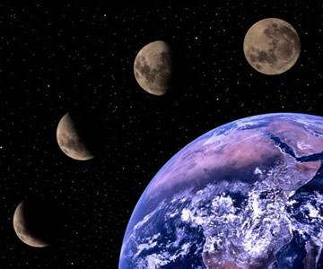 ¿Como influye la Luna?