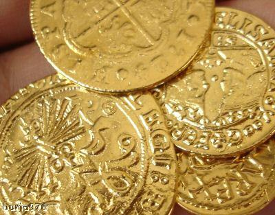 Moneda y tarot gitano