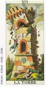La Torre y el Tarot
