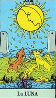La Luna y el Tarot