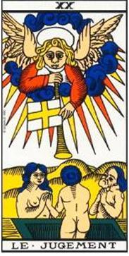 El Juicio y el Tarot