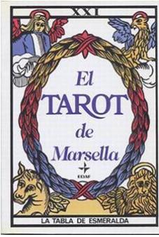 Libro: El tarot de Marsella