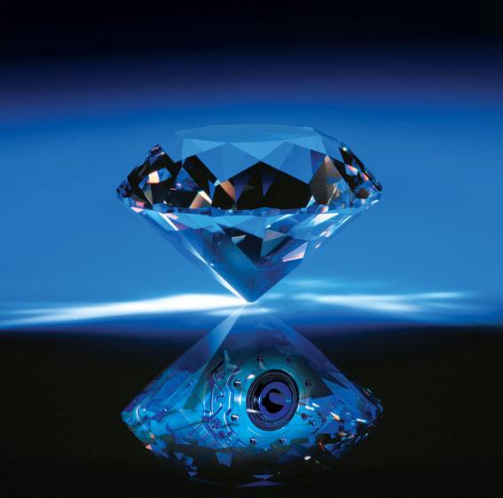 El Diamante en el tarot del amor