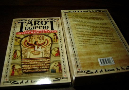 El Tarot en internet