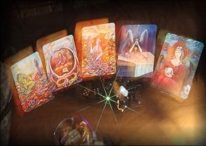 El Tarot y el presente