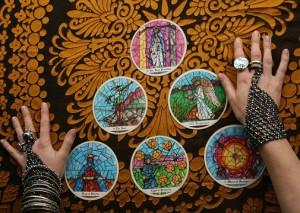 Una de las interpretaciones del Tarot