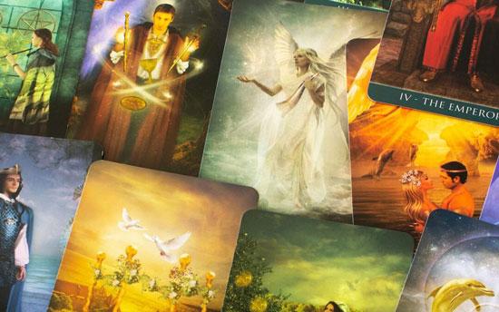 Tarot de los ángeles significado